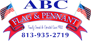 ABC Flag & Pennant Logo